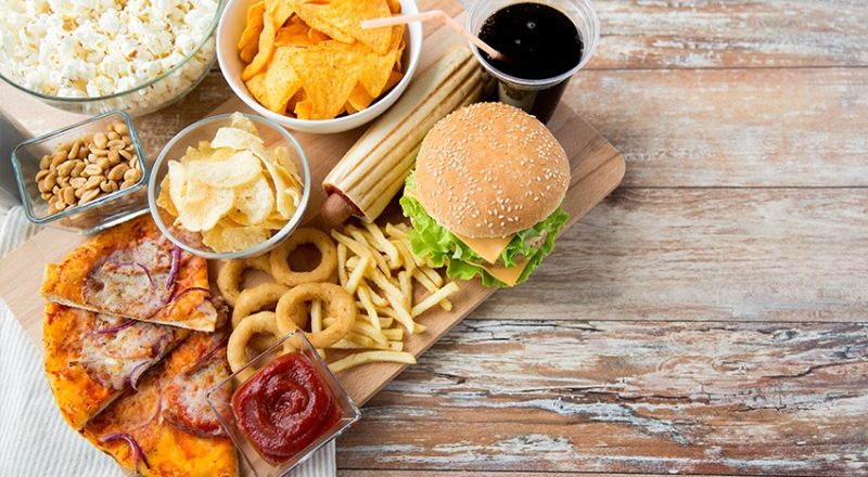 Causes of Pimple Due To Food